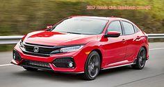2017 Honda Civic Hatchback Concept