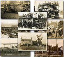 Old Lancashire Postcards For Sale | Lancashire Vintage Picture Postcards