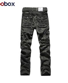 24e1b340b Camo Cargo Pants Army Military Tactical Pants Camo Cargo Pants Men Army  Military Tactical Pants Cotton Camouflage Pant Straight Multi Pockets Men's  Casual ...