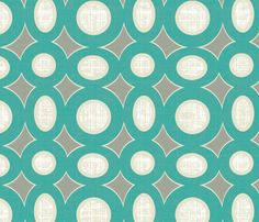 Modifi Three fabric by littlerhodydesign on Spoonflower - custom fabric