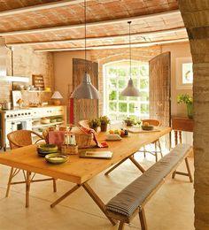 Una casa de ayer y hoy · ElMueble.com · Casas