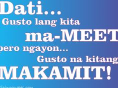 Filipino Quotes, Pinoy Quotes, Tagalog Love Quotes, New Love Quotes, Falling In Love Quotes, Short Quotes Love, Sweet Love Quotes, Love Quotes Funny, Inspirational Quotes About Love