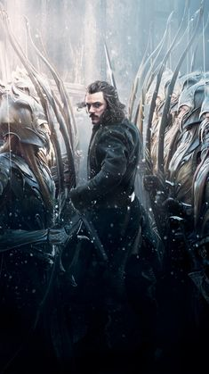 """Wallpaper for """"The Hobbit: The Battle of the Five Armies"""" (2014)"""