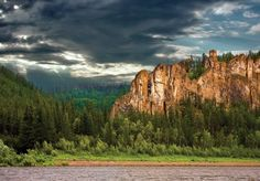 Spectacular Places: Stone Tree Forest Yakutsk, Russia
