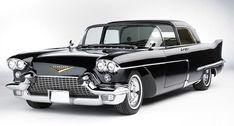One-off 1956 Cadillac Eldorado Brougham Town Car concept