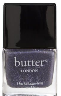 Lilac Glitter Nail Polish - No More Waity, Katie : butter LONDON omg the name of this polish Glitter Nail Polish, Nail Polish Colors, Beauty Nails, Diy Beauty, Butter London Nail Polish, Polish Names, London Nails, Nail Envy, How To Do Nails