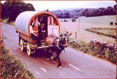 Irish Gypsies back in the day !