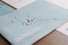 Design Citi by Sarah Stroschein, via Behance