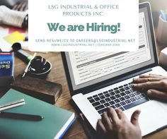 LSG is looking for applicants. Apply for the position of accounting staff or application engineer to careers@lsgindustrial.net. Join our growing team! -- #jobsavailable #jobsclark #hiringclark #applynow #getajob #lsgteam #lsgcareers