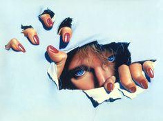 + Jim Warren - - - Blue eyes