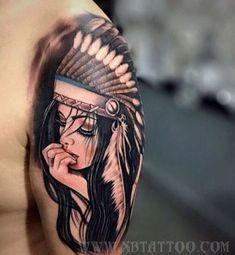Taino Indian Tattoos – The Timeless Style of Native American Art Native American Indian girl tattoo. Wolf Tattoos, Feather Tattoos, Animal Tattoos, Leg Tattoos, Body Art Tattoos, Sleeve Tattoos, Taino Tattoos, Trendy Tattoos, Cute Tattoos