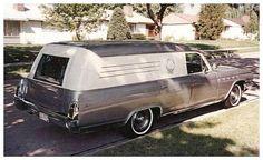 1963 Buick LeSabre Service car