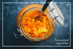 Golden Sauerkraut – Wild Fermentation
