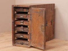 Vintage Printer's Storage Cabinet https://www.scaramangashop.co.uk/item/8247/108/New-In/Vintage-Printers-Storage-Cabinet.html