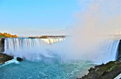 Niagara Falls - Great side trip destination from Toronto: http://www.ytravelblog.com/things-to-do-in-toronto/