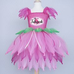 Doortje Dahlia tutu dress
