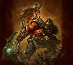 World of WarCraft ( WoW ) Warriors Orc thrall ork Battle axes Games Fantasy Grom Hellscream, Grommash Hellscream, Warcraft Orc, Blizzard Warcraft, Warlords Of Draenor, World Of Warcraft Gold, Warriors Wallpaper, Heroes Of The Storm, Alien Worlds