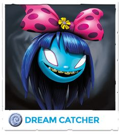 Dream Catcher - Skylanders Trap Team Video Game Official Site