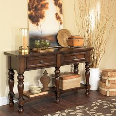 Porter Server by Ashley Furniture