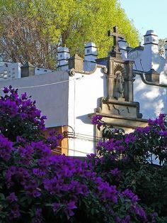Colonia San Angel, México DF