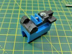 DIY Mini CNC Laser Engraver. : 19 Steps (with Pictures) - Instructables Arduino R3, Cnc Router Plans, Picture Engraving, Diy Cnc, Voltage Regulator, Stepper Motor, Neodymium Magnets, Laser Printer, 3d Printing