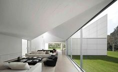 Origami House_OAB Carlos Ferrater Architecture