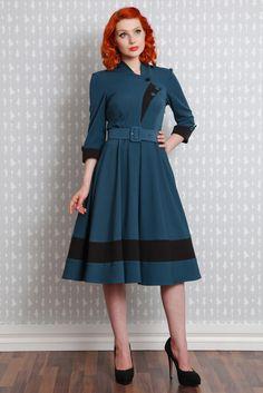 Miss Candyfloss Venetia-Kat -Asymmetrical swing dress http://stores.ebay.com/bearflag13547/Miss-Candyfloss-/_i.html?_fsub=1225094019