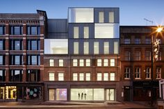 Duggan Morris > Curtain Road. London | HIC Arquitectura