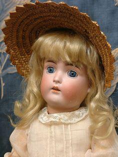 "Supremely Rare ""Daisy"" All Original 18"" All Antique Kestner 171"