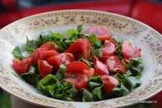 Caprese Salad, Bruschetta, Kale, Broccoli, Zucchini, Low Carb, Gluten, Ethnic Recipes, Food