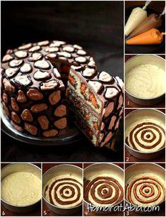 yaş pasta süsleme teknikleri