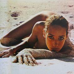 marisa berenson, 1971 // #beachbum #bluelifeswim