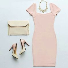Blush and nudes