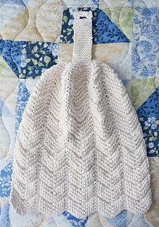 Ravelry: Hanging Kitchen Towel pattern by Premier Yarns Design Team Dishcloth Knitting Patterns, Crochet Dishcloths, Knit Or Crochet, Loom Knitting, Crochet Crafts, Yarn Crafts, Free Knitting, Crochet Patterns, Baby Knitting