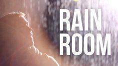 RAIN ROOM - Barbican, London