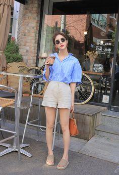 korea daily style #stylenanda2017(MT) #ByunJungha style