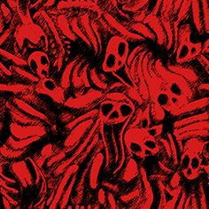 Specimen 7 is a hostile enemy in Spooky's Jump Scare Mansion, encountered first at Room which from the player's perspective, spans several rooms. Specimen 7 resembles a large, moving, red and black wall of distorted corpses. Red Aesthetic Grunge, Aesthetic Colors, Aesthetic Art, Aesthetic Pictures, Spooky House, Arte Obscura, Rainbow Aesthetic, Red Wallpaper, Red Walls