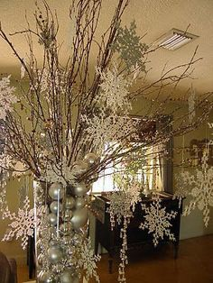 Image result for large christmas corporate centerpieces