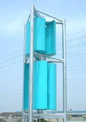 世界の風力発電 【株式会社エコ・テクノロジー】高品質なトルネード型風力発電