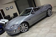 2013 Jaguar XKR 2dr Convertible in West Chicago, Illinois
