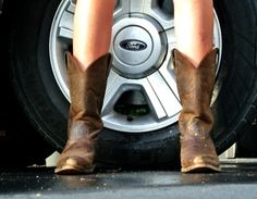 ford & boots.