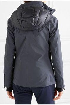 Kjus - Scylla Hooded Ski Jacket - Dark gray - FR38