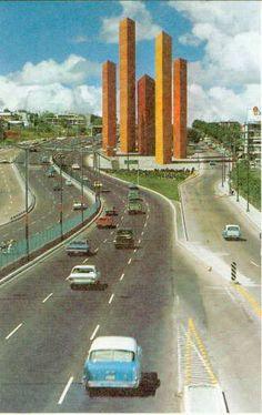 FOTOGRAFÍAS | EL MÉXICO DE AYER - Page 26 - SkyscraperCity