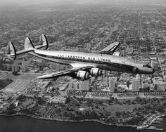 Eastern Airlines Lockheed L-1049C Super Constellation by aeroman3, via Flickr
