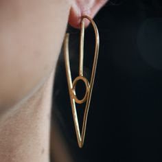 The Fire Earrings by IGWT