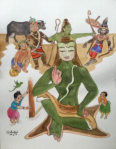 12. Rama. #Tiruppavai #krishnafortoday