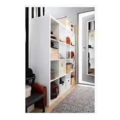 KALLAX Étagère, blanc - 147x147 cm - IKEA
