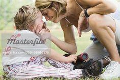 Mother Comforting Son at Baseball Game - Stock Photos : Masterfile Baseball Games, Book Images, Comforters, Sons, Stock Photos, Couple Photos, Couples, Creature Comforts, Couple Shots