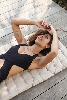 black + criss cross + cutout + one piece + bathing suit