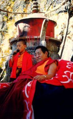 Khenpo Jigme Phuntsok Rinpoche